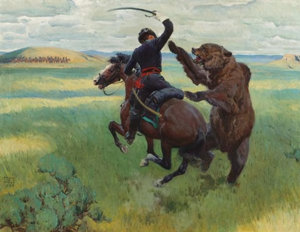 the attack by harold von schmidt