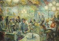 bistrot parisienne by carlo corticelli