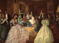 le bal by marguerite aers