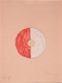 #6 brown by ellsworth kelly