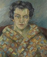 portrait de femme by maria-mela muter
