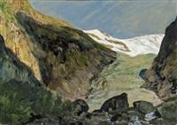 gletscher by walter leistikow