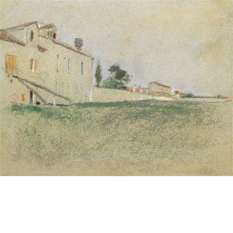 near paris by john henry twachtman