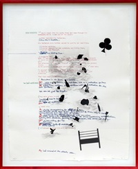 details from the text - i by terry allen