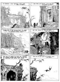 donjon monsters, planche 14 (from album des soldats d'honneur) by frédéric bézian