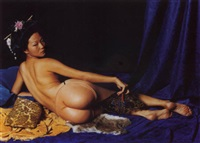 odalisque by julie an