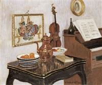 l'harmonium by louis thevenet