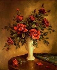roses by pavils glaudans
