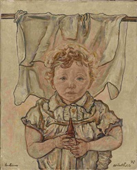 kinderbild (manfred hüther) by julius hüther