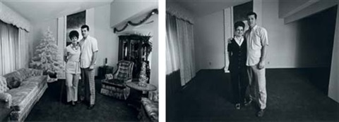 untitled from suburbia 2 works by bill owens