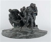 st.-josef-monument by bert gerresheim