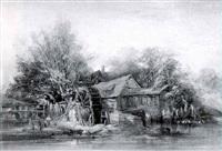 an overshot mill by samuel austin