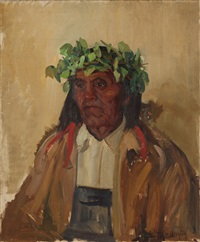 medicine man by kathryn woodman leighton