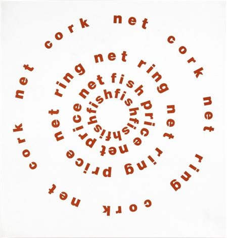 net net 7 others 8 works by ian hamilton finlay
