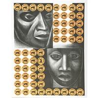 negro es bello ii by elizabeth catlett