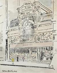 the royal arcade, old bond street, london by adrian maurice daintrey