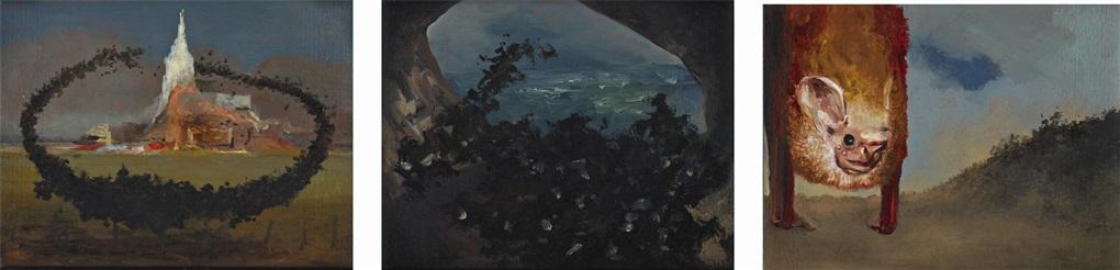 bat opera (3 works) by marvin gaye chetwynd