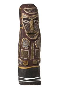 pukumani ancestor figure by declan apuatimi