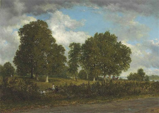 a roadside new rochelle new york by david johnson