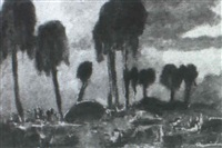 landscape by hugo zacchini