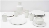 b-set dinner service by hella jongerius
