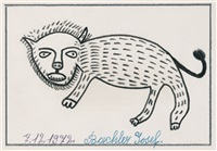 löwe by josef bachler