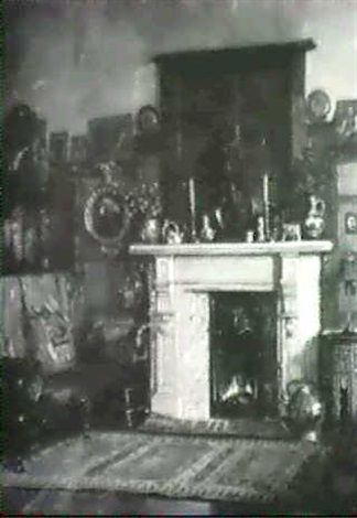 a drawing room by maud hall (rutherford) neale