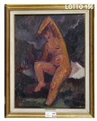 nudo di donna by enrico groppi