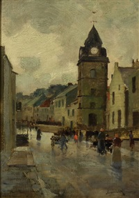 south queensferry (near edinburgh) by archibald kay