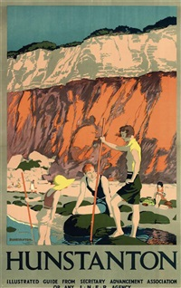 hunstanton by reginald edward higgins
