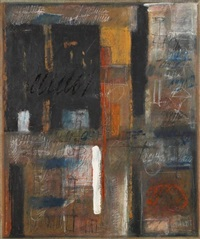 composition abstraite by louis fachat