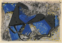 cavallo (horse) by marino marini