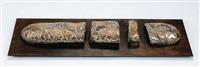 pan partido en cuatro trozos by pablo serrano