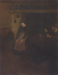 the birthday by florence carlyle