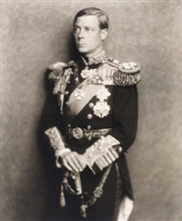 portrait of edward, prince of wales, in the uniform of admiral of the royal navy by hugh cecil
