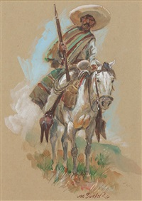 one of the zapatas by joe neil beeler