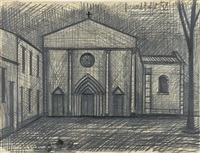 église by bernard buffet