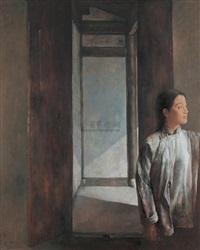盼 (expecting) by yuan zhengyang