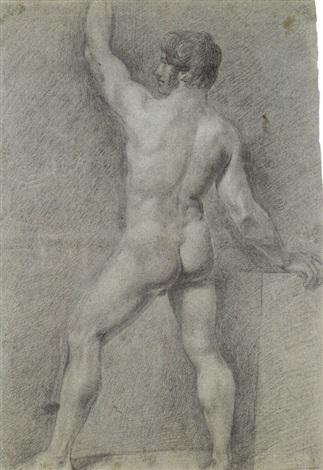 studio di nudo scena storica verso by pietro benvenuti