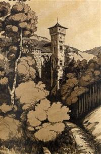 le château by jean rouppert
