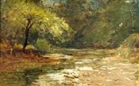 bord de rivière by louis appian