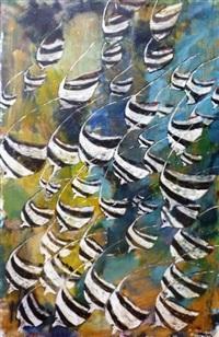 composition aux poissons by rachid alaoui