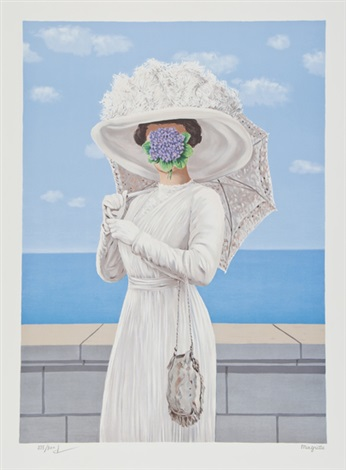 magritte iii (portfolio of 8) by rené magritte