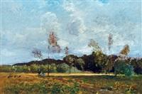 landscape by lászló paál