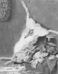 jagdstilleben by peter von hamme-voitus