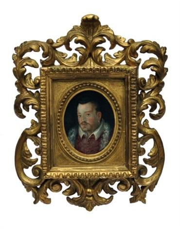 portrait de ferdinand ier de médicis by alessandro di cristofano allori