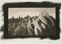 alabama hills, california by dick arentz
