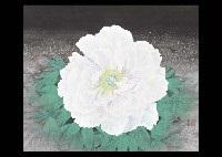 white peony by kazuyoshi ito