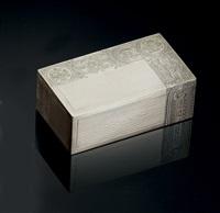 trompe l'oeil cigar box by pyetr abrosimov