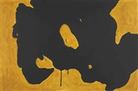 near the edge by robert motherwell